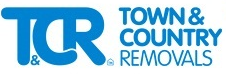 Town and Country Removals logo