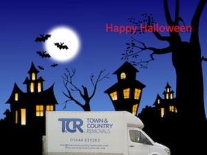 TCR-halloween