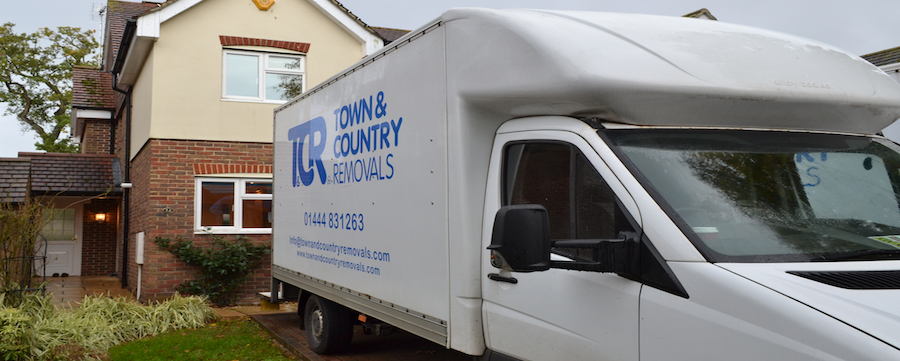 removals crowborough